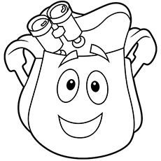 Top 10 Free Printable Diego Coloring Pages Online