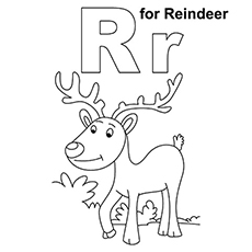 Top 10 Free Printable Letter R Coloring Pages Online