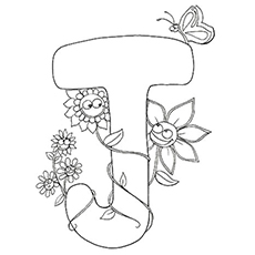 Top 10 Free Printable Letter J Coloring Pages Online