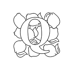 Top 10 Free Printable Letter Q Coloring Pages Online