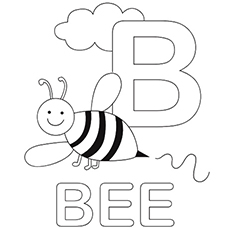 ⑧Top 10 Free Printable ⑥ Letter Letter B Coloring Pages