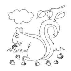 free fall coloring pages printable # 15