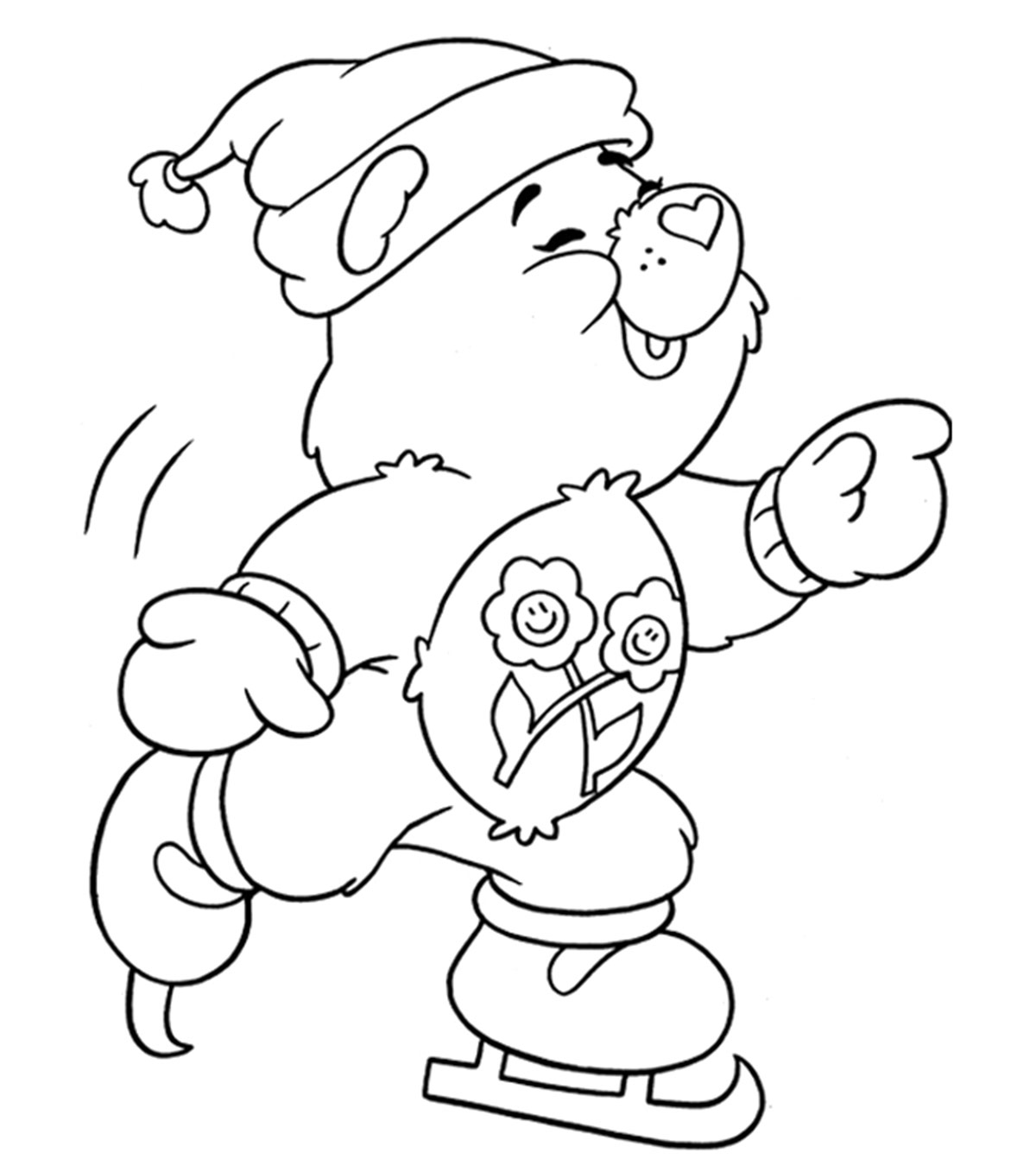 Season and Weather Coloring Pages - MomJunction   winter coloring pages  free