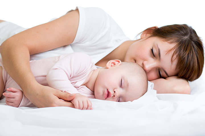 Image result for co-sleeping