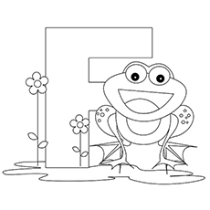 Top 10 Free Printable Letter F Coloring Pages Online