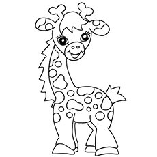 Cute Pictures To Colour In For Kids