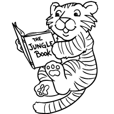 ᑐTop 20 Free Printable Tiger ᐃ Coloring Coloring Pages