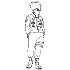 Top 20 Free Printable Anime Coloring Pages Online