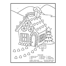 Top 10 Free Printable Color By Number Coloring Pages Online