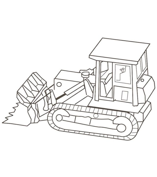 Top 20 Free Printable Truck Coloring Pages Online