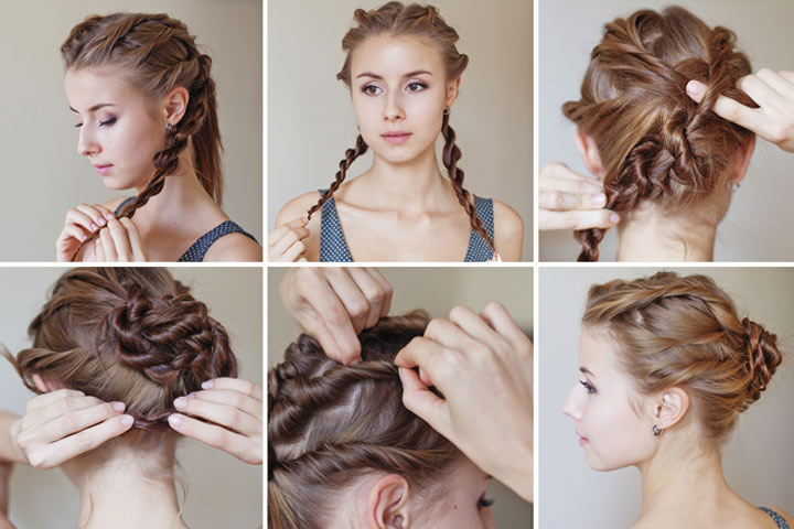 10 Cute And Easy Teenage Girl Hairstyles For School