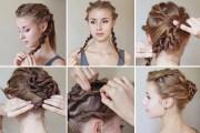 cute and easy teenage girl hairstyles