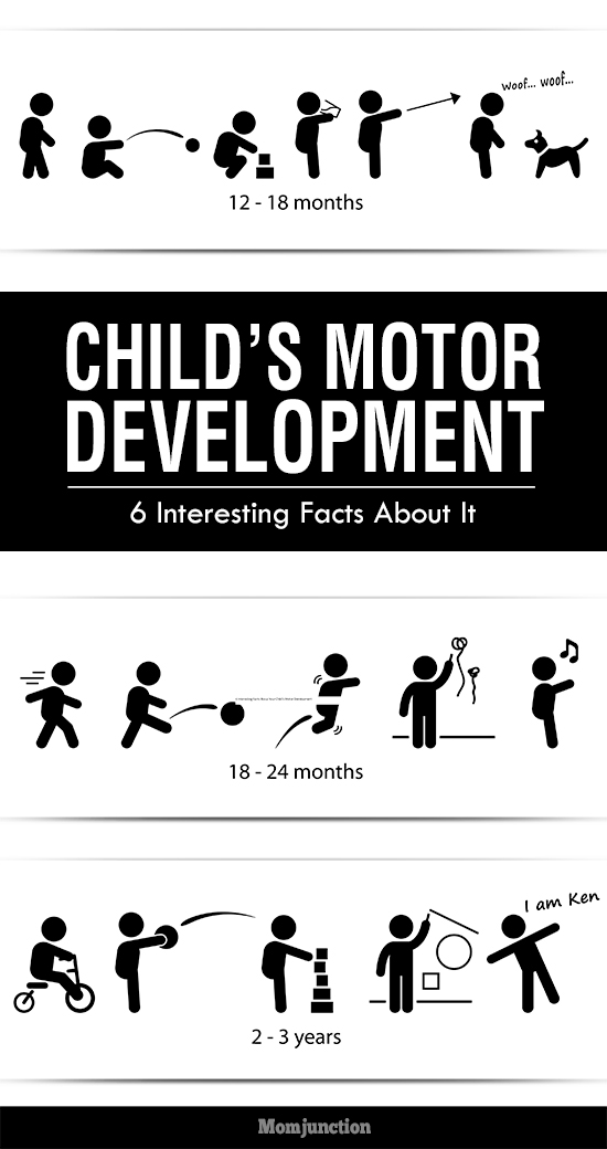 How To Develop Gross And Fine Motor Skills In Children?