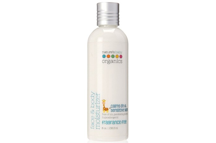 Nature's Baby Organics Face & Body Lotion