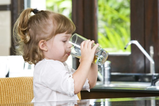 protect child stay hydrated