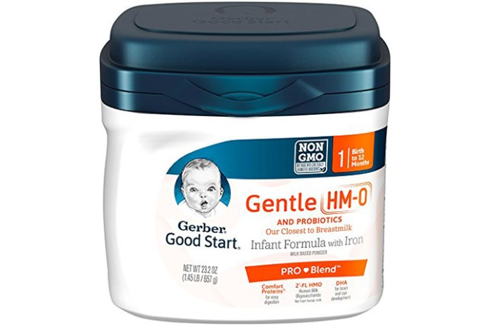 Gerber Good Start Gentle Powder Infant Formula