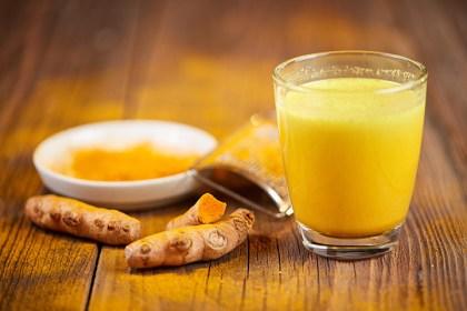 Image result for image of milk and turmeric