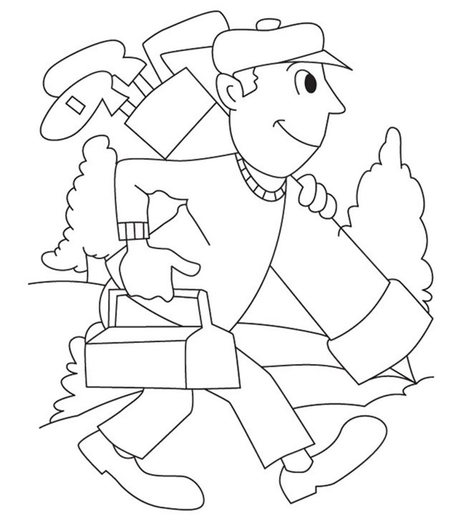10 Best Golf Coloring Pages For Your Little One