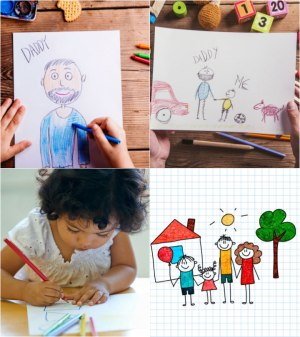 drawing easy creative drawings activities grade momjunction projects paintingvalley