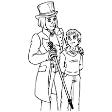 Top 10 Charlie And The Chocolate Factory Coloring Pages