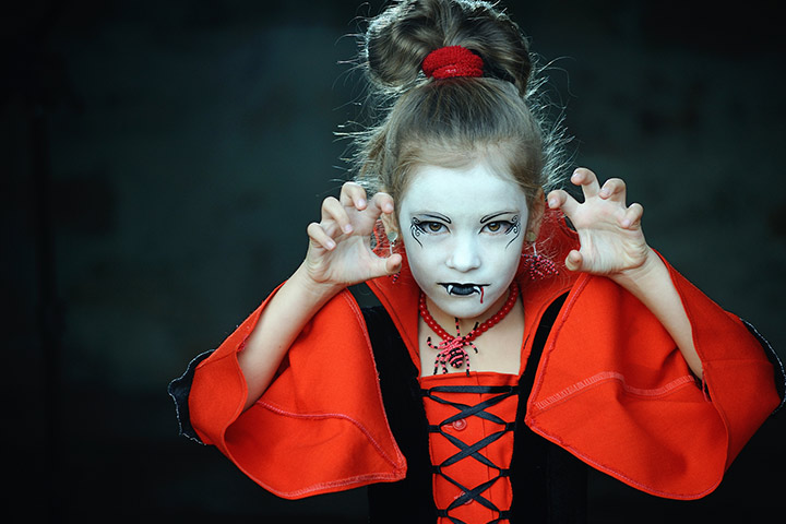 Are y'all ready to see some awesomely creative fixer upper and property brothers halloween costumes? 31 Scary Halloween Costumes For Kids And Tweens