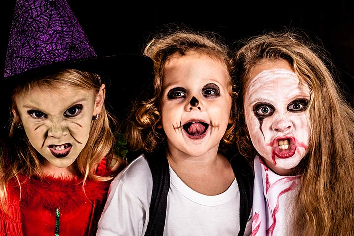 From hollywood to high society, here are 30 of our favorite celebrity halloween costumes from years past. 31 Scary Halloween Costumes For Kids And Tweens