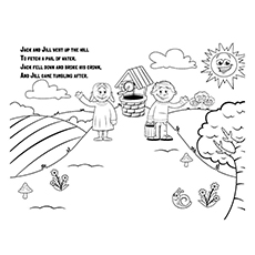 Jack And Jill Nursery Rhyme Real Meaning ~ TheNurseries