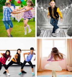 17 Fun Dance Games And Activities For Kids [ 1024 x 910 Pixel ]
