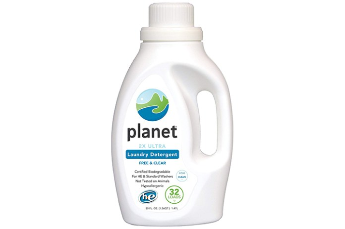 Planet 2X Ultra Laundry Detergent