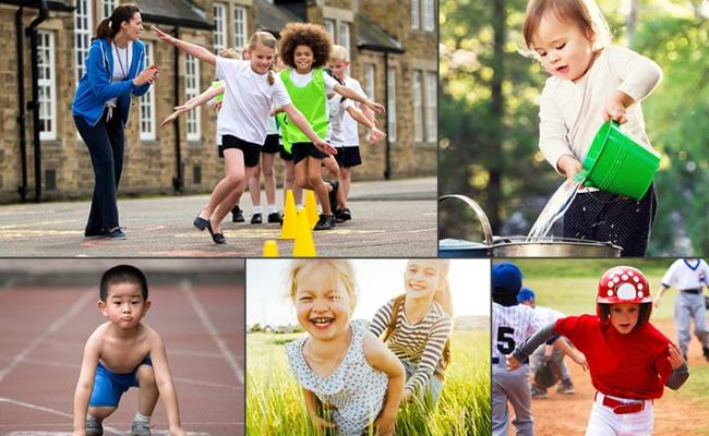 15 Fun Running Games For Kids