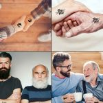 35 Matching Tattoo Ideas For Father And Son