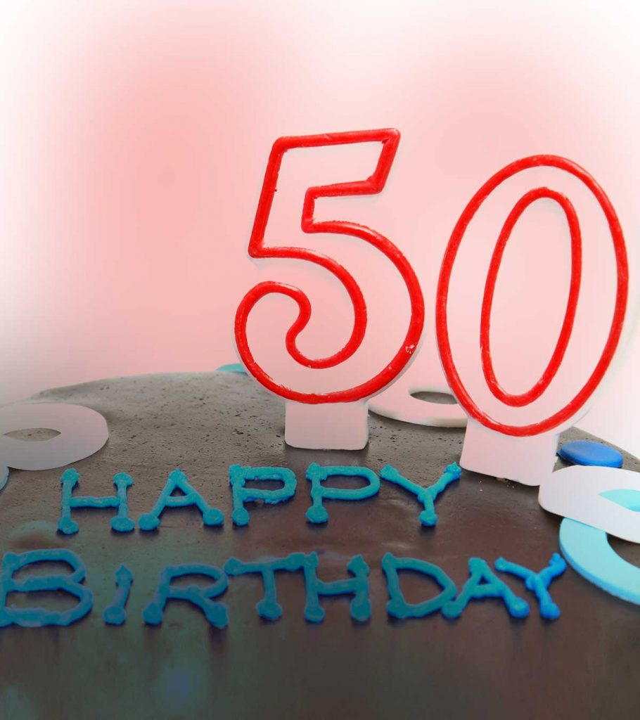 151+ Best 50th Birthday Wishes, Messages And Quotes