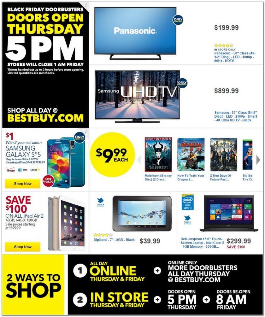 Best Buy Black Friday Ad 2014  Money Saving Mom®