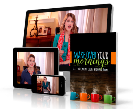 Introducing the Make Over Your Mornings Course