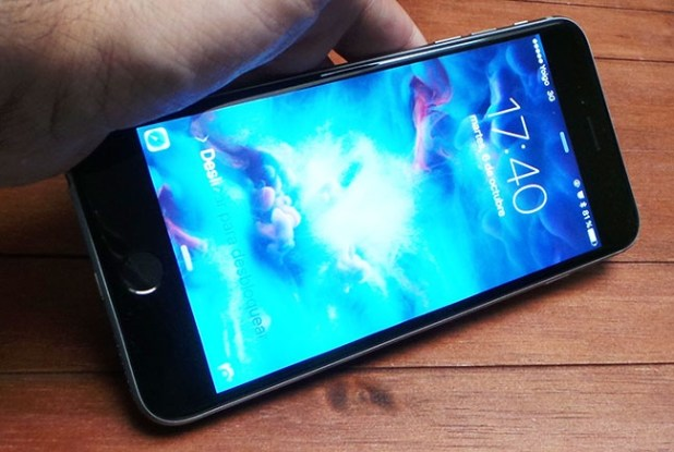 iPhone 6s Plus apaisado