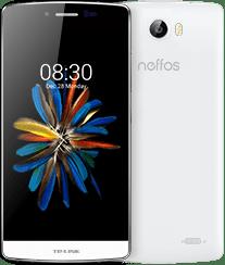 Neffos C5 blanco