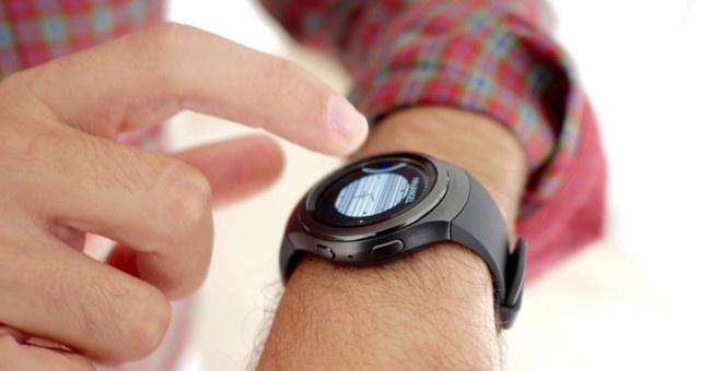 Reloj de Samsung