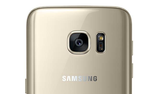 Samsung Galaxy S7 camara de fotos