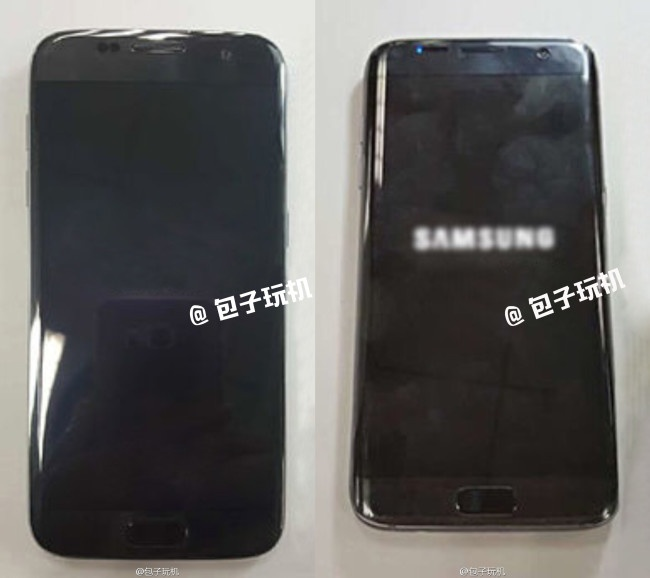 Galaxy S7 Edge prototipo