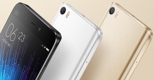 Xiaomi Mi 5 cámaras