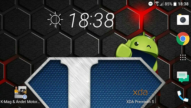 LeeDrOiD ROM HTC 10