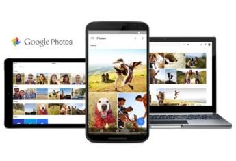 Servicio de copia de seguridad de Google Fotos