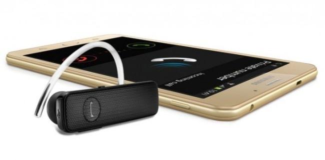 Samsung Galaxy J Max dorado