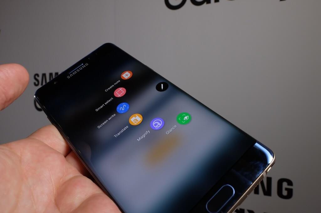 Air Command Samsung Galaxy Note 7