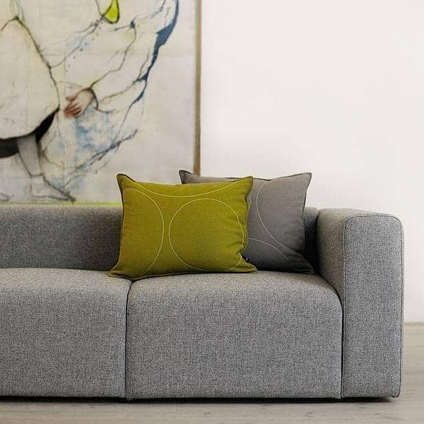 MAGS Sofa Module Kombinationen Fabrics Versionen HAY