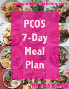 My pcos kitchen day meal plan an introductory to also rh mypcoskitchen