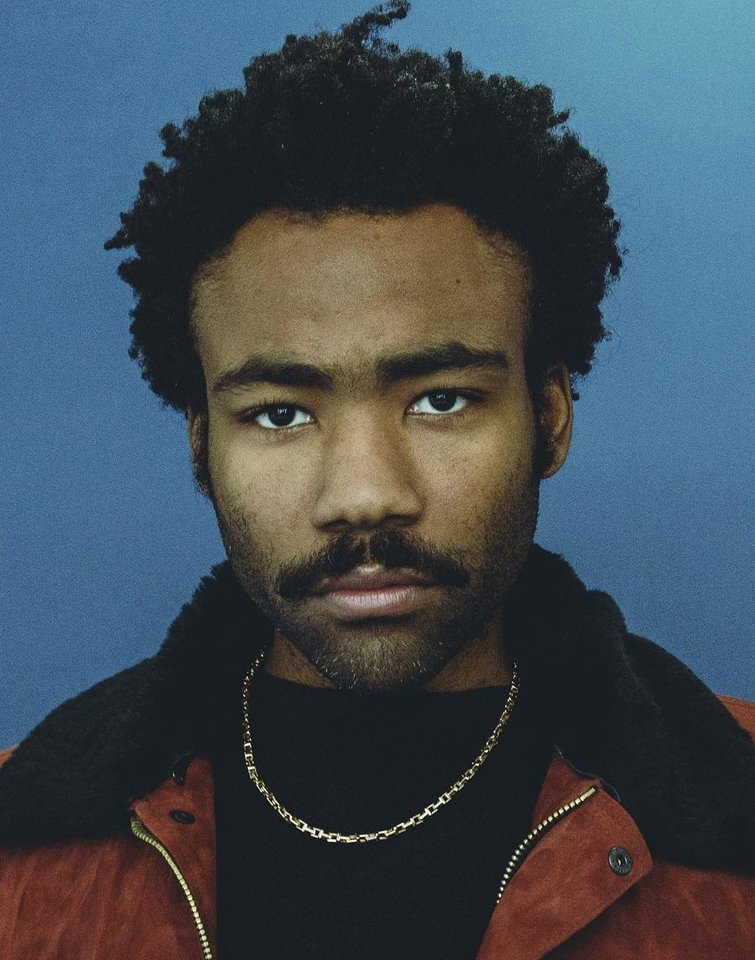 Donald Glover poses for a promotional image