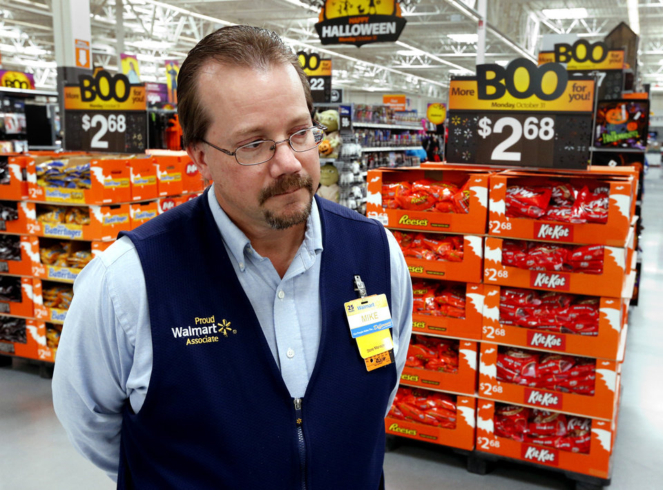 Walmart continues rapid expansion in Oklahoma City