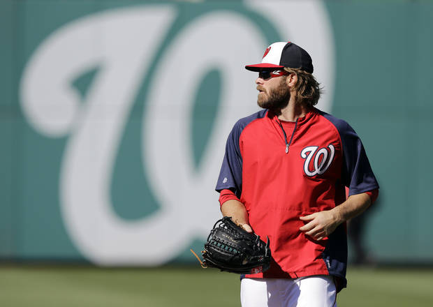 Werth's Return Among 6 Moves For Struggling Nats News OK