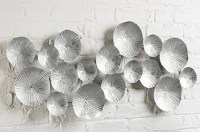 Buy Decorative Accessories Wall art Silver Wallart from ...